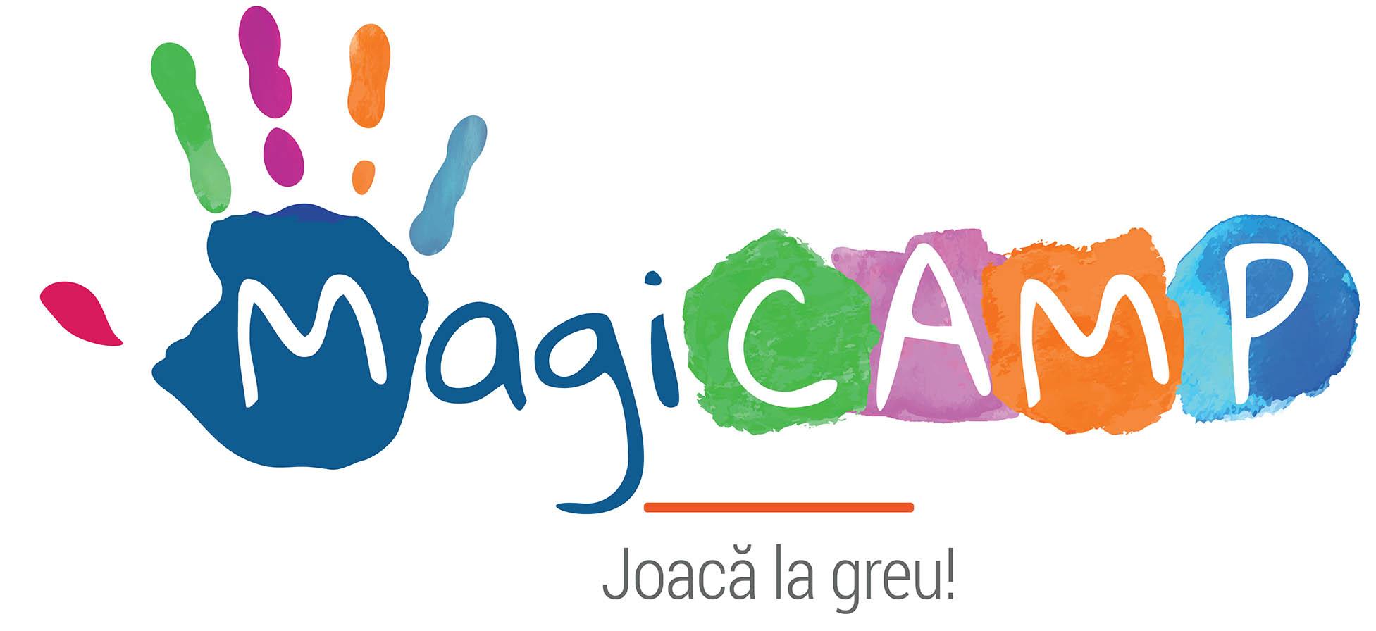 Logo nou mic MagiCAMP